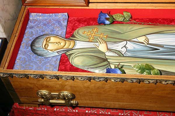 pokrov svete petke u manastiru stubal
