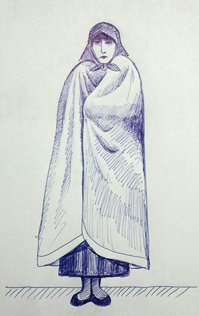 bogomoljka-iz-obrenovca-uvijena-u-cebe-ceka-jutro-u-manastiru-djunisu-uoci-pokrova
